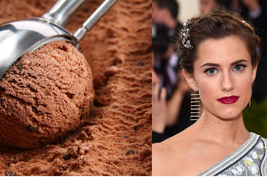 'Girls' Star Allison Williams to Dish Free Ice Cream in Madison Square Park