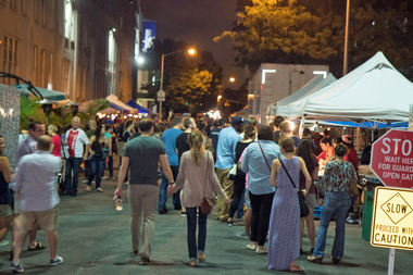The flea market will take place at Kaufman Astoria Studios July 16, 23 and 30.