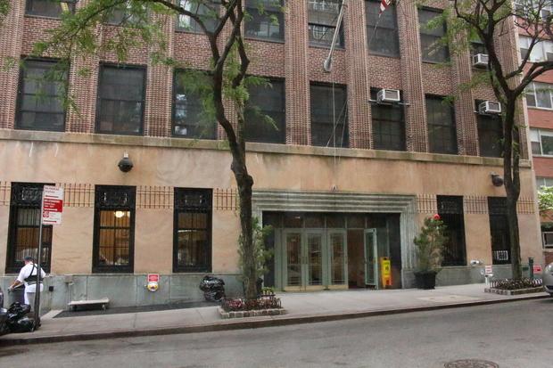 Caroline kennedy 39 s alma mater plans new 12 story for Alma terrace york