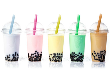 Summer is the best time for a bubble tea treat!