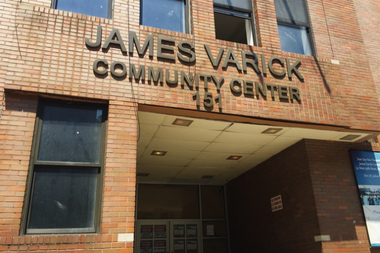 The former James L. Varick Community Center at 151 W. 136th St.