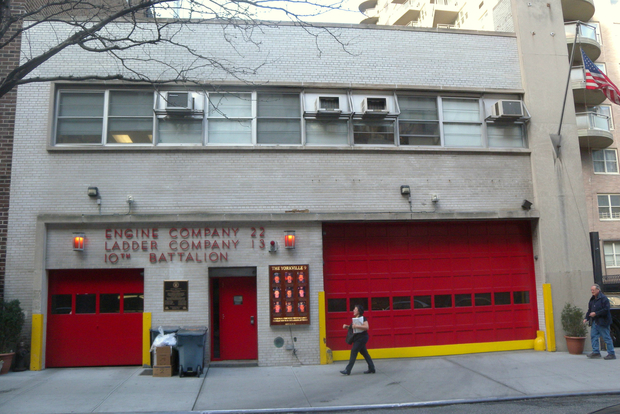 Fire Response Times Delayed Due To UES Firehouse Renovation Officials Say Upper East Side