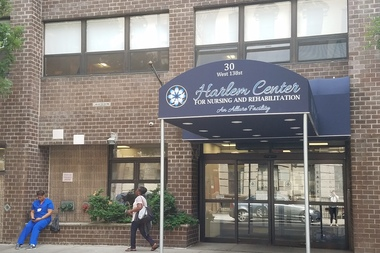 The Attorney General's office is trying to block Greater Harlem Nursing Home & Rehabilitation Center from being sold to Allure Group.