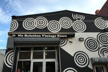 No Relation Vintage, located at 654 Sackett St. in Gowanus.
