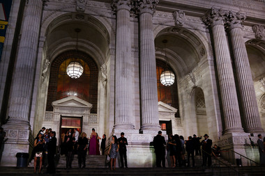 Hang out all night at the New York Public Library on Saturday night, where authors, librarians and other volunteers will be doing a 24-hour read-in to rally support for library funding.