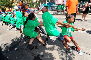 The Police Athletic League announced Wednesday the 15 Play Streets locations for the summer, alarming parents who said the 50 percent cuts in sites is a