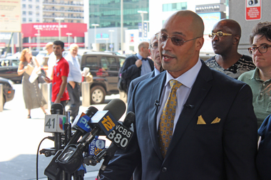 The Bronx District Attorney's Office announced on Monday that it had dismissed murder charges against Richard Rosario.
