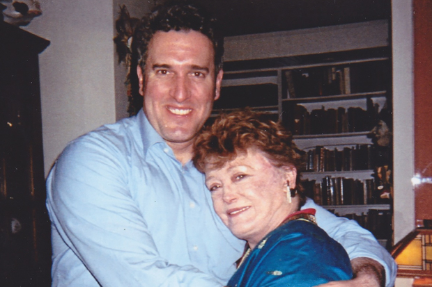 Michael J. LaRue, owner of Rue La Rue Café, said he was very close friends with Golden Girls' star, Rue McClanahan.