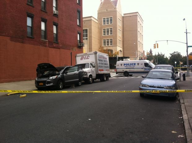 A man was shot to death on a Gowanus block on the morning of October 27, 2012.