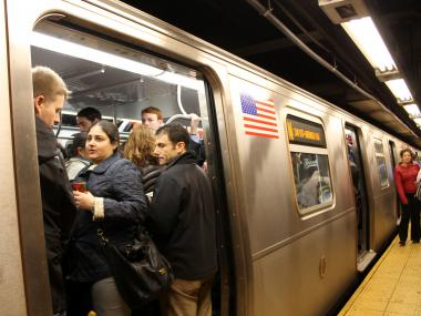 Nine Manhattan-bound N train platforms will reopen in Brooklyn on Monday.