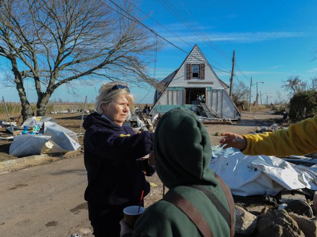 All across the city, New Yorkers are rolling up their sleeves and helping those affected by Hurricane Sandy. But they still need to take time to rest and stay healthy, according to Morris Cohen, LCSW.