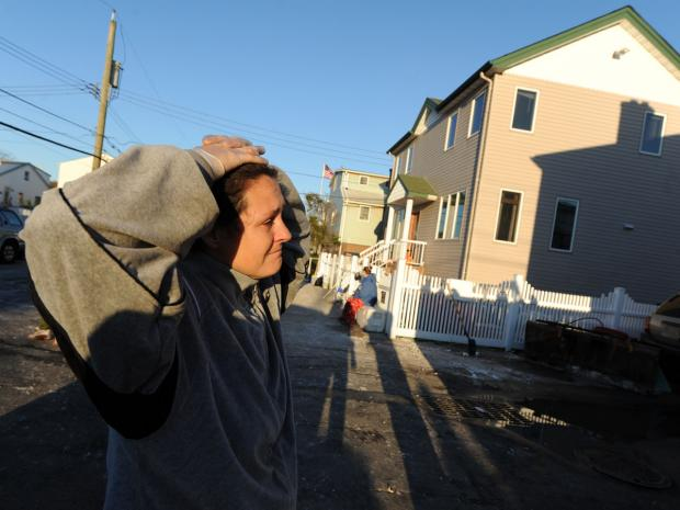 A Gerritsen Beach family had five homes damaged and three cars ruined by Hurricane Sandy.
