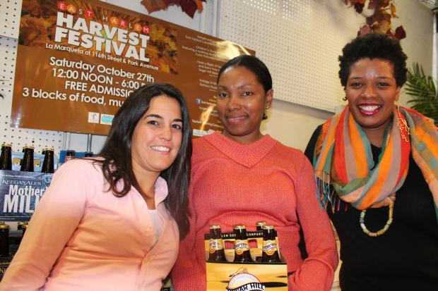 The inaugural East Harlem Harvest Festival on Oct. 27 will focus on promoting local businesses, food, family and fun.