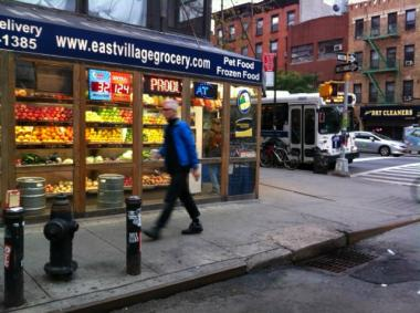 Residents are fleeing the East Village and flocking to Hell's Kitchen, a study found.