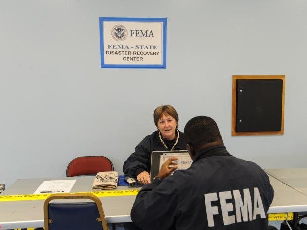 FEMA has recently closed the Miller Field disaster center, leaving the borough with only one center.