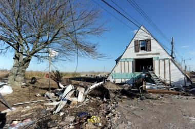 Hurricane Sandy victims are fuming at FEMA after they found out shared their contact information with a local non-profit without telling them.