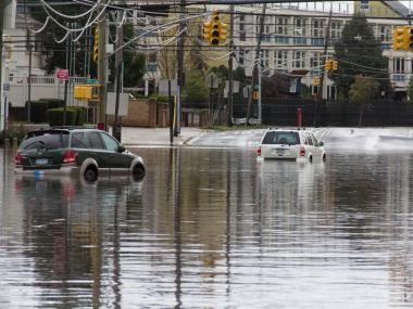 Weather damage, suspended mass transit and the need for shelters caused the ongoing closures.