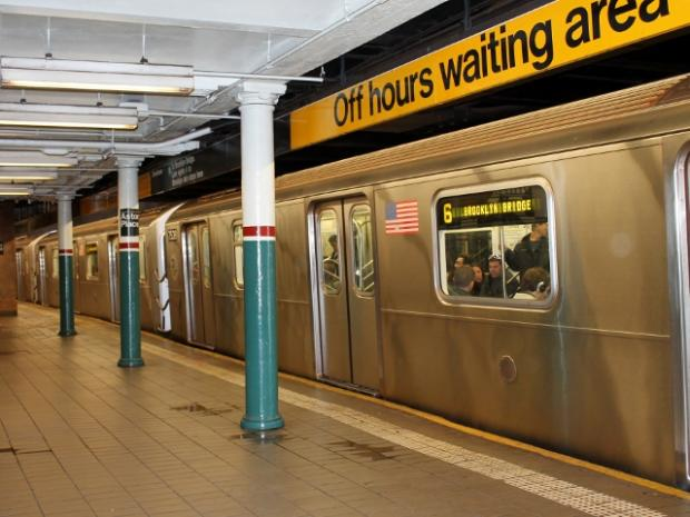 80 percent of subway service has now been restored