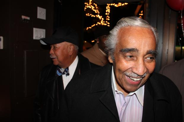 Rangel Casts his re-election for Congressional District 15 in the U.S. House