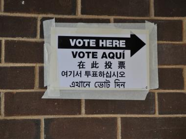 Voters will once again be able to cast their ballotsat P.S. 2 in Astoria.