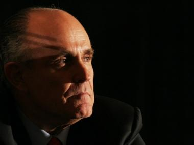 Former Mayor Rudy Giuliani may be eyeing another presidential run in 2012 according to sources.