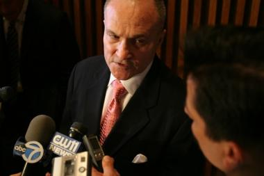 New York Police Commissioner Ray Kelly