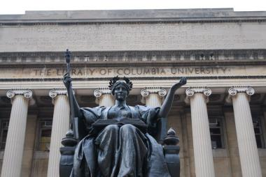 Columbia University was ranked the 19th most dangerous in the nation in a new survey.