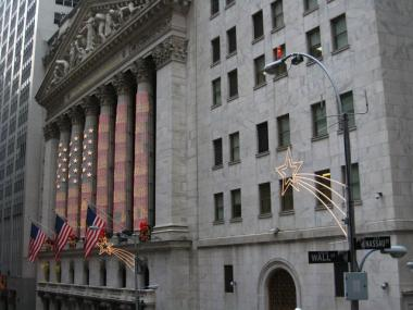 Many of Wall Street's investment banks will not be celebrating the holidays with corporate parties this year in an effort to keep a low profile despite this year's upturn in the financial industry.