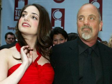 Alexa Ray Joel with her father Billy Joel, at the 2004 Tony Awards. Alexa Ray Joel was hospitalized on Saturday, Dec. 5 after overdosing on pills.