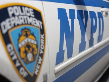 An Upper East Side man was charged with a DWI after he hit and killed a man.