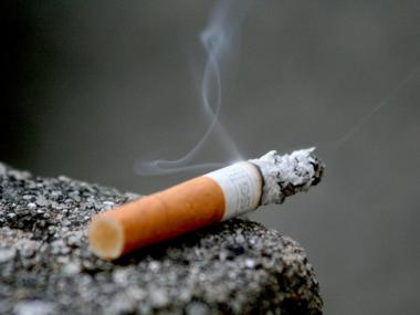 A TriBeCa family is suing a neighbor over secondhand cigarette smoke.