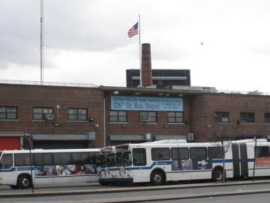 Archivists from the Elmendorf Reformed Church say the 126th Street Bus Depot was built on top of an colonial African burial ground they now want to see preserved and protected.