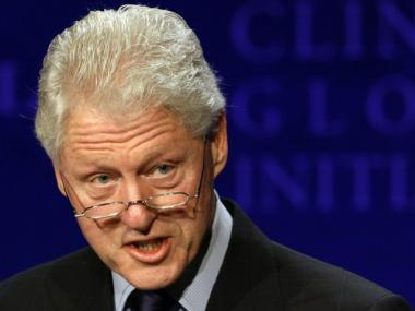 Former president Bill Clinton renewed his office space lease in Harlem for another 10 years.