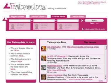 Twiangulate.com