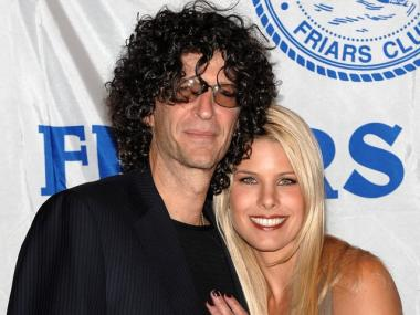 Howard Stern's studio was fumigated for bedbugs over the weekend.