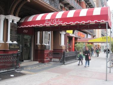 The Hotel Chelsea will have restoration-styled renovation says Architect Gene Kaufman.