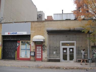 Plans to rezone a building which on Sullivan Street have been thwarted by SoHo residents.