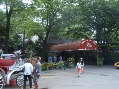 Iconic Central Park restaurant Tavern on the Green, which closed on New Year's Day after its owners' filed bankruptcy.