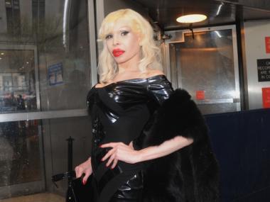 Amanda Lepore, Manhattan Club Icon, Has a New Scene —Â Jury Duty