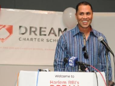 Mets outfielder Carlos Beltran has helped raise money for Harlem RBI's Dream Charter School.