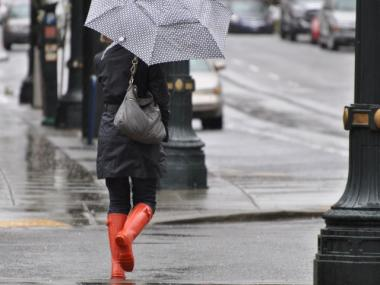 The city is on track for its rainiest March ever.