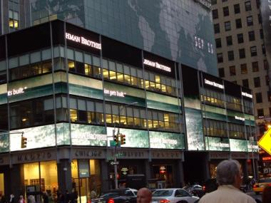 Lehman Brothers building is selling their art collection, priced around $10 million.