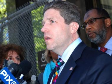 Pat Lynch, president of the Patrolmen's Benevolent Association, said Thursday's verdict would
