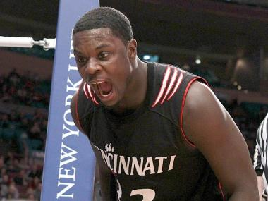Former Brooklyn high school basketball star Lance Stephenson was arrested for pushing his girlfriend down a flight of stairs on Sunday, August 15, 2010.