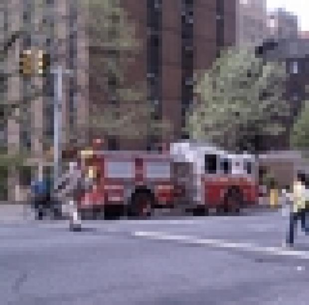 Upper West Side Apartments Nyc Of Fire Forces Evacuation Of Upper West Side Apartment