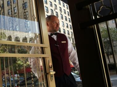 Doorman Strike Averted, New Contract Increases Salary and Benefits