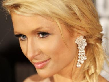 Heiress Paris Hilton made a trip to Port Authority on Feb. 17.
