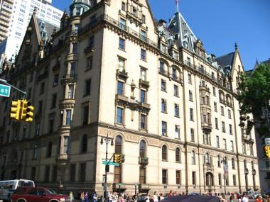 Former butler Indra Tamang is inheriting two apartments in the famous Upper West Side building, the Dakota, from late actress Ruth Ford.
