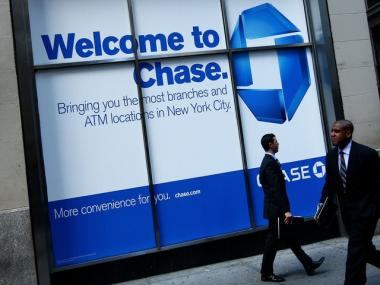 Iguosade Osahon, 28, of Brooklyn, was charged with stealing the identities Chase bank customers.