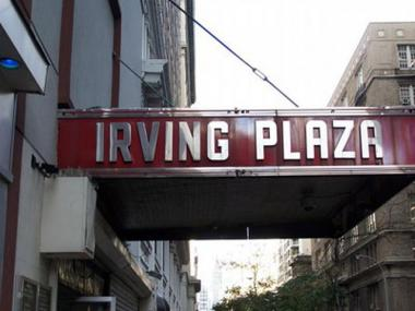 Irving Plaza is going back to its original name after being called the Fillmore New York at Irving Plaza for three years.